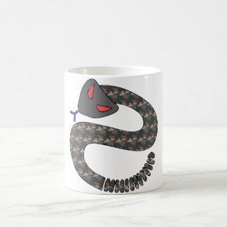 Camo Snake Mug