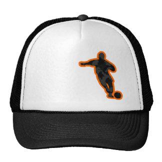 Camo Soccer Trucker Hat