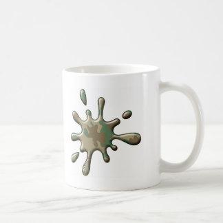 Camo Splat - mySplat.com Coffee Mug