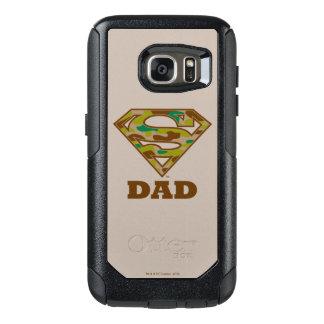Camo Super Dad OtterBox Samsung Galaxy S7 Case