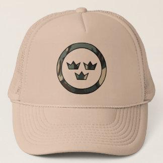 Camo swedish air force HAT