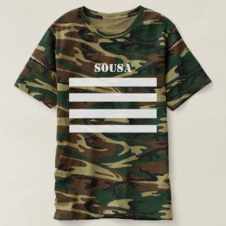 Camo Tshirt SOUSA Merch