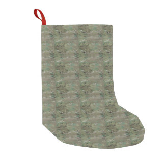 Camoflauge Small Christmas Stocking