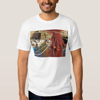 Camogli Fishing nets T Shirt