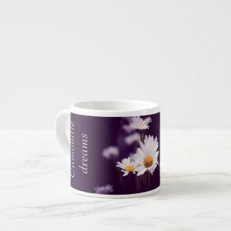 Camomile dreams espresso cup
