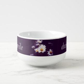 Camomile dreams soup mug