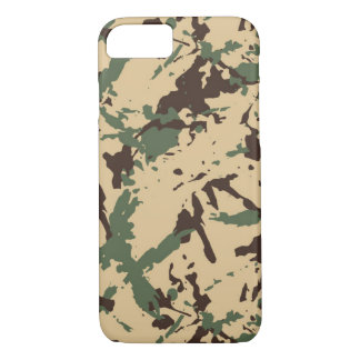 Camouflag Apple iPhone Samsung case Back Cover