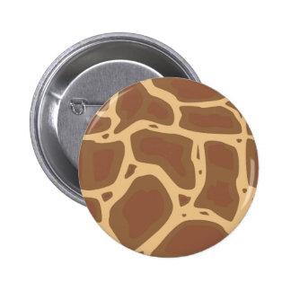 Camouflage 2 Inch Round Button