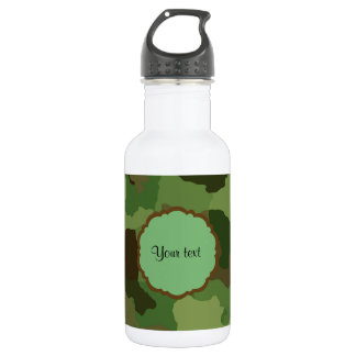 Camouflage 532 Ml Water Bottle