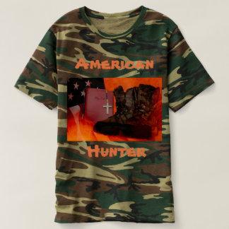 Camouflage American Hunter Shirt