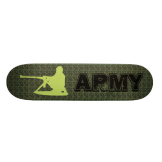 camouflage  ARMY mission skateboard