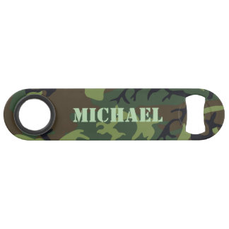 Camouflage Bar Key