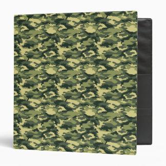 Camouflage Binder