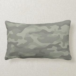 Camouflage Camo Army Print Lumbar Pillow