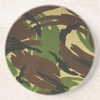 Camouflage Coaster