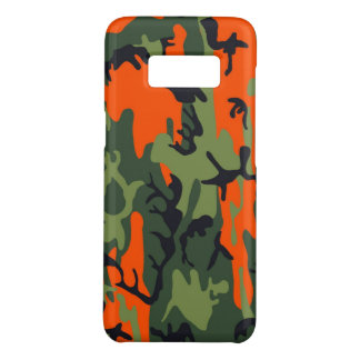 Camouflage Como Army Military Print textures Case-Mate Samsung Galaxy S8 Case