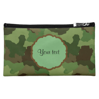 Camouflage Cosmetic Bags