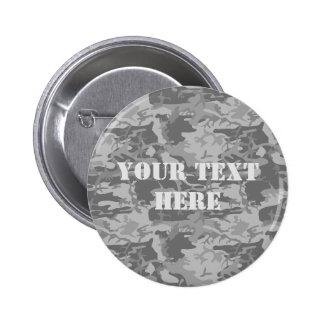 Camouflage custom button