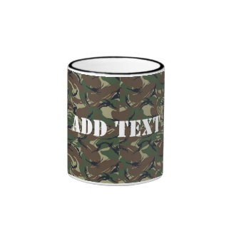 Camouflage des Anglais 95 Forest Green