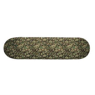 Camouflage Design Skate Board Decks