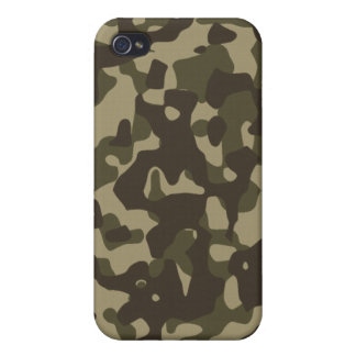 Camouflage Hard Case For Iphone 4