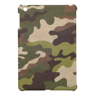 Camouflage - iPad Mini Case
