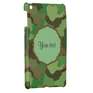 Camouflage iPad Mini Covers