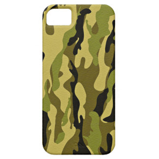Camouflage iPhone 5 Cover