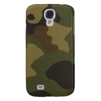 Camouflage iPhone Case - Army Green