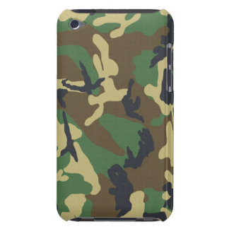 Camouflage iPod Touch Case-Mate Barely There™