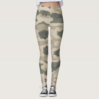 Camouflage Jah Army Jungle - power Yoga put-went Leggings