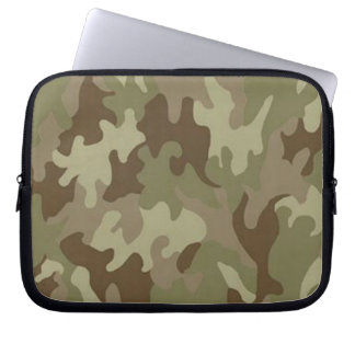 Camouflage Laptop Sleeve