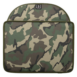 "Camouflage Macbook Pro 15"" Protective Sleeve MacBook Pro Sleeve"