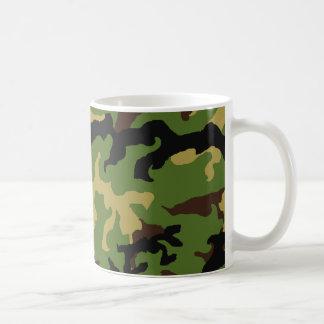 'Camouflage Military Tribute' Mug