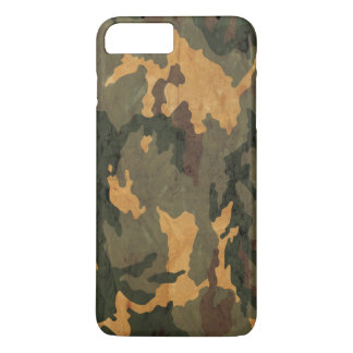Camouflage Muster iPhone 7 Plus Case