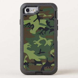 Camouflage OtterBox Defender iPhone 8/7 Case
