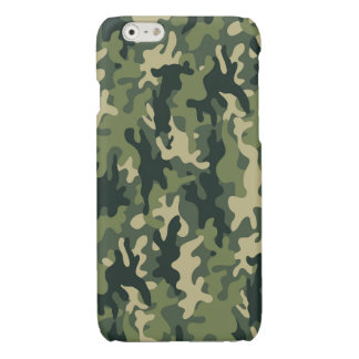 Camouflage pattern green