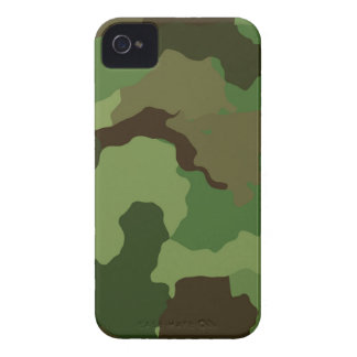 Camouflage Pattern iPhone 4 Case-Mate Cases