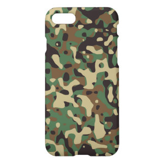 Camouflage Pattern iPhone 7 Case