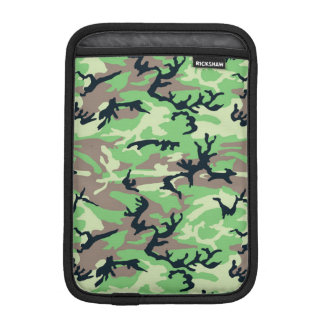 Camouflage Pattern Sleeve For iPad Mini