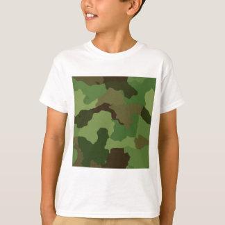 Camouflage Pattern T-Shirt