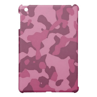 Camouflage rose étuis iPad mini