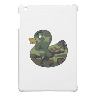 Camouflage Rubber Duck iPad Mini Case