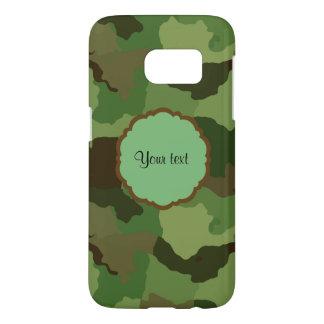 Camouflage Samsung Galaxy S7 Case