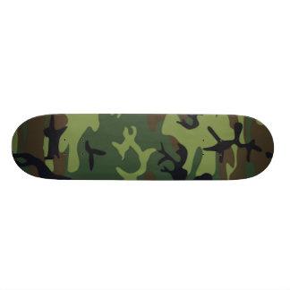 Camouflage Skateboards