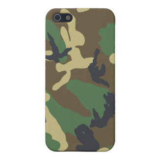 Camouflage Speck Case iPhone 5/5S Case