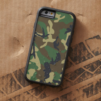 Camouflage Tough Xtreme iPhone 6 Case