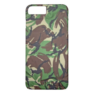 Camouflage Vintage Pattern iPhone 7 Plus Case
