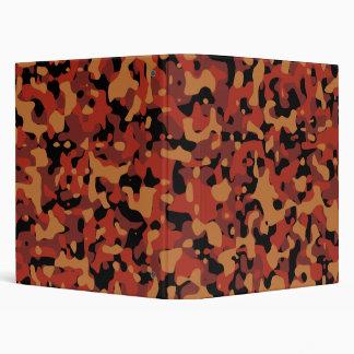 Camouflage Vinyl Binders