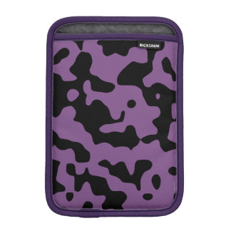Camouflage with customizable color iPad mini sleeve